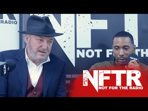 George Galloway – London Mayor? 18 billion pound budget a year and more [NFTR]