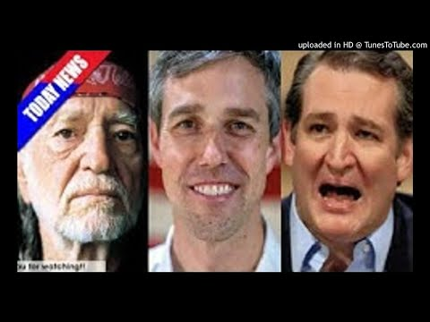 Republicans Just Lost Their Minds Over Willie Nelson Endorsing Beto O'Rourke Over Ted Cruz