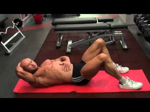 Лучшее упражнение для косых мышц
