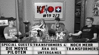 Kino+ 19 2/2 - Transformers 4 (feat. Moviepilot)