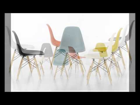 Eames Chair Testing
