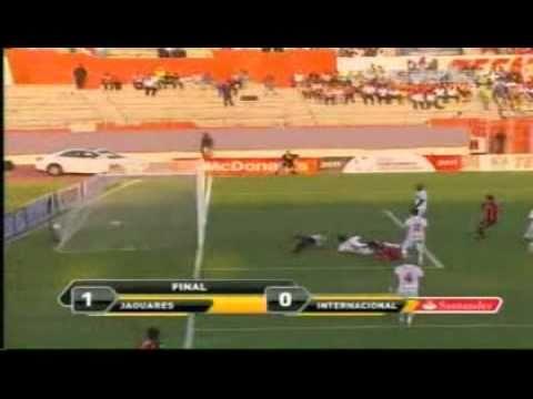 Jaguares de Chiapas vs Inter Porto Alegre