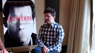Director of INTRUDERS, Juan Carlos Fresnadillo