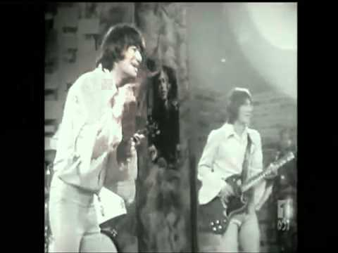 Valentine's - Bon Scott & Vince Lovegrove with The Valentines performing Nick Nack Paddy Wack on the TV show Hit Scene on the 12th July 1969 three days after Bon Scott' 23...