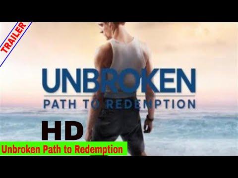 Unbroken  Path to Redemption   Trailer  HD 2018