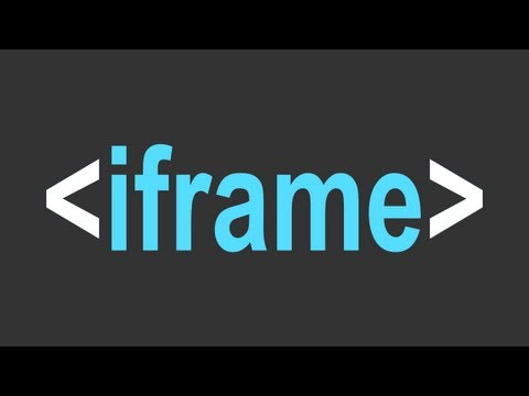 HTML Iframe Example And Tutorial