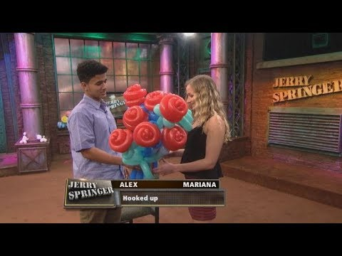 Video I Want To Be With You....But I Have A Secret First (The Jerry Springer Show) download in MP3, 3GP, MP4, WEBM, AVI, FLV January 2017