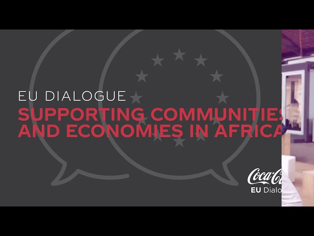 Supporting communities and economies in Africa
