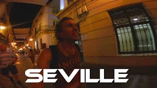 Seville Spain  City pictures : SEVILLE, SPAIN Awesome Night Scene Experience (Sevilla)