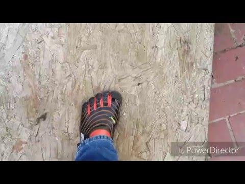 Barfuss Zehen Schuhe - Günstige - Eindruck - Test