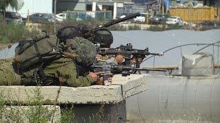 مواجهات بين الشبان وقوات الإحتلال غرب طولكرم