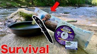 Video ULTIMATE SURVIVAL FISHING CHALLENGE!!! (No Food & No Water) MP3, 3GP, MP4, WEBM, AVI, FLV Agustus 2019