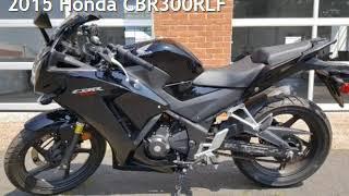 6. 2015 Honda CBR300RLF for sale in Meriden, CT
