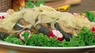 Receta De Sierra En Escabeche En La Cocina De Karla - Despierta América