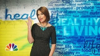 Savannah Guthrie: PSA on Health