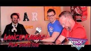 Interview w/ Lance Kawas, Director of Revenge of the Mask