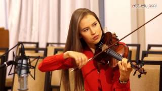 Adele - Turning tables. Cover by Rasa&Lina (Violin&kankles)