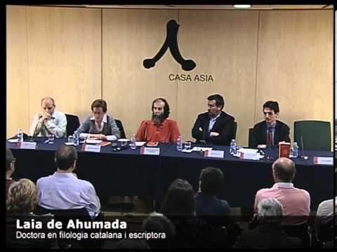 Svami Satyananda Sarasvati presentà 'L'hinduisme' a Barcelona