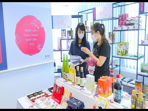 Cơ hội giao thương hàng thực phẩm Nhật Bản