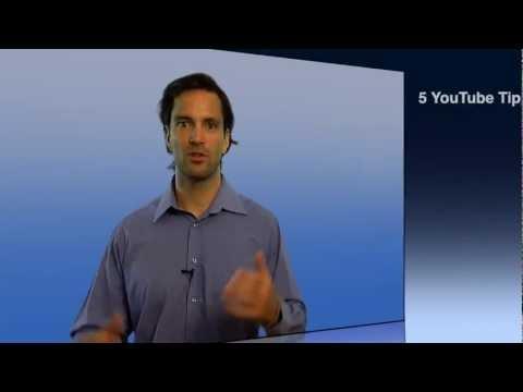 Wie Sie mit YouTube Geld verdienen – 5 wichtige Tipps