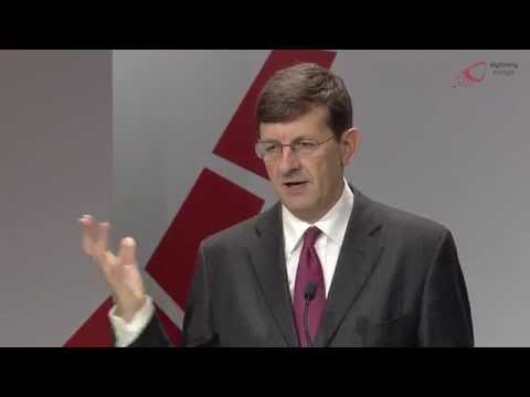 Vodafone Group CEO Vittorio Colao at