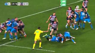 Blues v Rebels Rd.10 2016 | Super Rugby Video Highlights