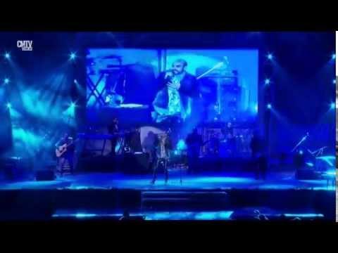 Abel Pintos video No me olvides - San Juan - Marzo 2015