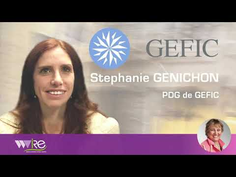 Stephanie GENICHON PDG de GEFIC au PROPEL by MIPIM 2020