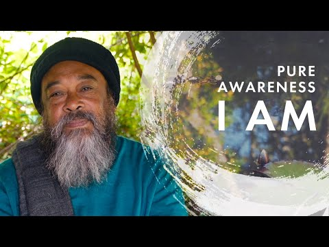 "Mooji Video: A Peaceful Mind in 5 Minutes ~ ""Pure Awareness I Am"" Mooji Mantra"
