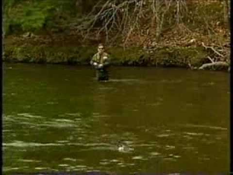Fly Fishing Lessons - Part 1