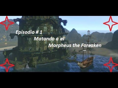 Matando a Morpheus the Forsaken l Archeage