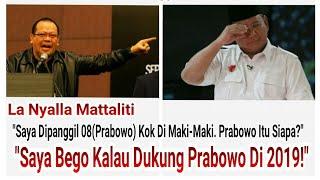 Download Video La Nyalla Bongkar Prabowo Partai Gerinda Minta Mahar Rp. 40 - Rp. 170Milyar MP3 3GP MP4