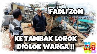Video Tiru Jokowi Ke Kampung Nelayan, Fadli Zon Tidak Disapa, Malah Diolok Warga! Huuuuuu….! MP3, 3GP, MP4, WEBM, AVI, FLV Mei 2019
