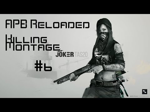 APB Reloaded - Killing Montage #6 'Heroes tonight' [1080p] *Sub special*