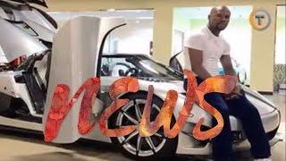 Video Penampakan Mobil Seharga Rp 67 Miliar milik Mayweather Jr MP3, 3GP, MP4, WEBM, AVI, FLV Desember 2017