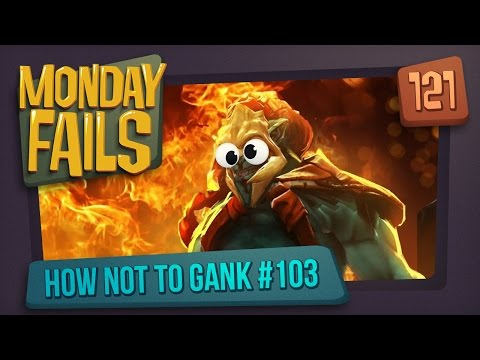 Monday Fails - How NOT to gank #103