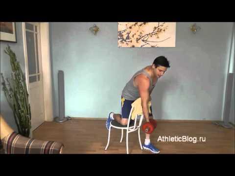 Накачать мышцы в 40 лет дома