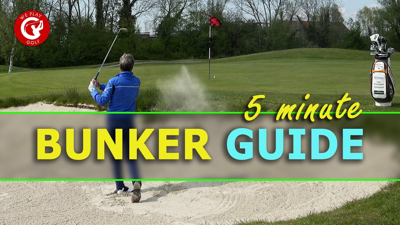 5 minute BUNKER guide - 3 tips to get out of the bunker