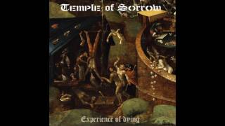 "Video TEMPLE OF SORROW - Hallucinations ""1994"""
