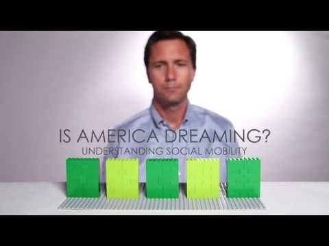 'Social' - Brookings Fellow Richard Reeves explores inequality and opportunity in America with Legos, using them to explain the chances for economic success of Americans born at the bottom of the economic...