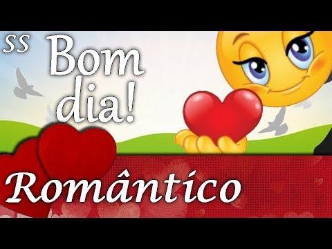 Mensagens para whatsapp - Bom Dia! Mensagem romântica com emoticons fofinhos! WhatsApp/Facebook