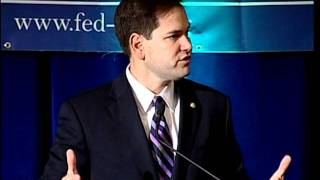 Click to play: Address by Senator Marco Rubio - Event Audio/Video