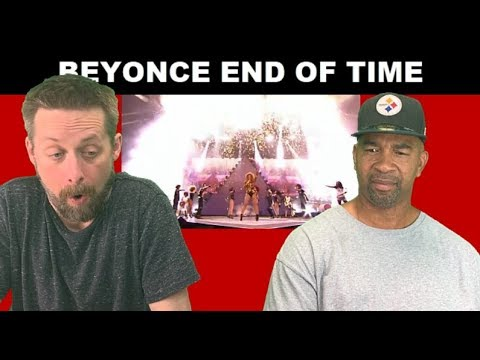 Beyoncé REACTION End Of Time (Live at Roseland)