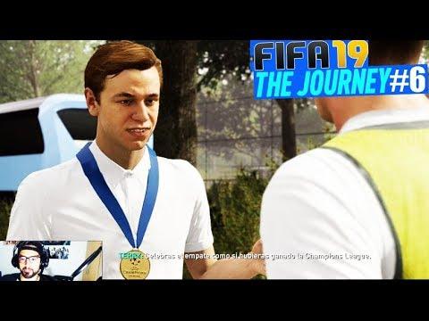 FIFA 19 EL CAMINO - WILLIANS VIEJO NOS HUMILLA CON SU MEDALLA DE LA CHAMPIONS