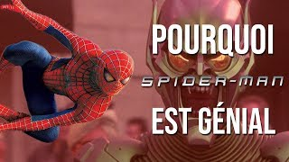 POURQUOI SPIDER-MAN (2002) EST GÉNIAL