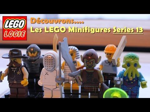 LEGO Minifigures : Series 13 [LEGO 71008]
