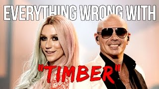 "Video Everything Wrong With Pitbull - ""Timber"" MP3, 3GP, MP4, WEBM, AVI, FLV Oktober 2018"