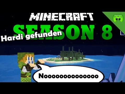 HARDI GEFUNDEN «» Minecraft Season 8 # 245 | HD
