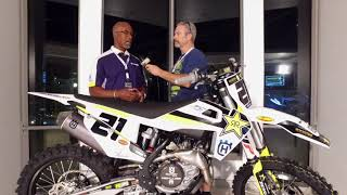 10. What's New on the Husqvarna FC 450 Rockstar Energy Edition?