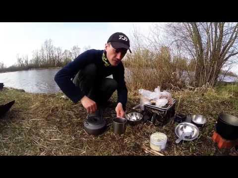 рыбалка весной на реке кама